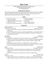 Mail Handler Resume Best Mail Handler Resumes Resumehelp