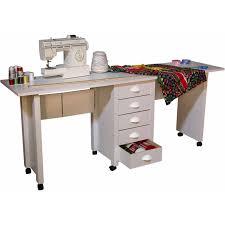 Venture Horizon 1019 Double Folding Mobile Desk