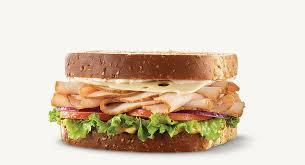 roast turkey swiss sandwich