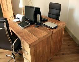 wooden home office desk. Reclaimed Wood Office Furniture Desk Wooden  Excellent Remarkable Home . G