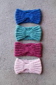 Easy Crochet Headband Pattern Best Decorating