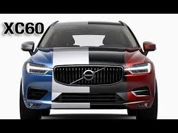 2018 Volvo Xc60 All Color Options