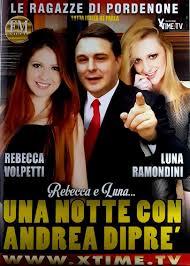 Sex MOVIE Una notte con Andrea Dipre FM gma122 [DVD]: Amazon.it:  Distribuito da Trading Service Store: Film e TV