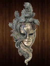 Decorative Venetian Wall Masks