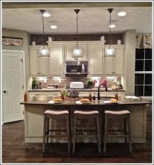 kitchen islands mini chandelier over kitchen island for page best ideas of brushed nickel