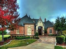 French Country House Exteriors French Country House Plans One