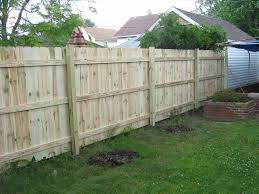 fence posts treated fence posts u fences ideasrhstrongbowciderus should i use wood for should pressure treated