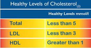 Cholesterol Numbers Chart Uk Understanding Your Number Zerochol