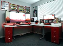 small office home office. Office Desk Setup Ideas Home Pictures Small