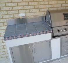 diy outdoor kitchens perth. infresco-outdoor-kitchen-tiled-benchtop2-(6) diy outdoor kitchens perth d
