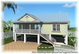 small beach house plans on pilings appealing waterfront out of bank foreclosure key west style stilted