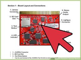 how to connect a jamma harness 9 steps (with pictures) wikihow jamma harness color code at How To Wire A Jamma Harness