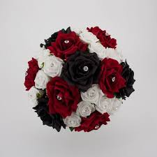 classy design black red. Image Gallery Of Red And Black Wedding Bouquets Classy Design 15 1000 Ideas About On Pinterest 6
