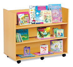 Image result for library book trolley