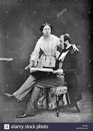 La regina Vittoria e il Principe Alberto Foto stock - Alamy