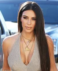 she sure s it well the line will most likely be a hit as kim