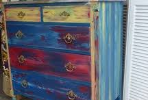 multi colored painted furniture. exellent painted multi color inspiration in colored painted furniture u