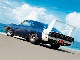 DODGE Charger Daytona specs - 1969 - autoevolution