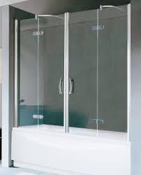 over bath shower enclosures