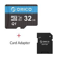 <b>ORICO Micro SD Card</b> Memory Card 256GB 128GB 64GB 32GB ...