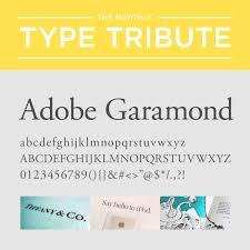 Garamond Designer Campbell Creative Type Tribute Garamond Campbell Creative