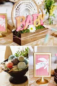 Dream Catcher Baby Shower Decorations Bohemian Baby Shower Baby Showers Ideas 52