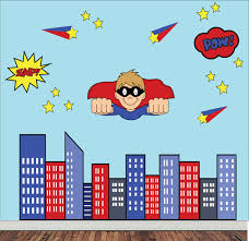 Superhero Bedroom Decor Superhero Wall Decor Winda 7 Furniture