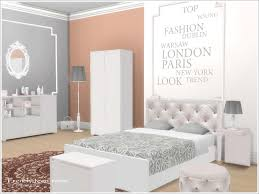 French teen room