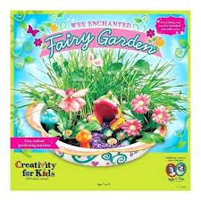 enchanted fairy garden kit reviews creativity for kids wee enchanted fairy garden kit