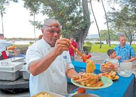 Low Country Boil generates interest in club Hookele – Pearl