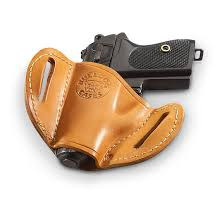 Bulldog Holsters Size Chart Bulldog Leather Belt Slide Holster Semi Automatic Pistol Right Hand
