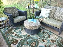 outdoor patio area rugs wicker simple with paisley rug and uk