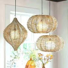 wicker light shades hanging light plug in lighting organic lamps i woven wicker pendants lamp shades