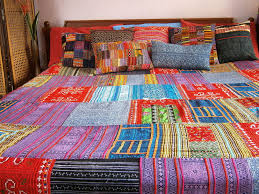 boho patterned duvet covers