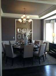 s gray round dining table wash