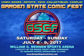 garden state comic fest geeky greatness to hit nj