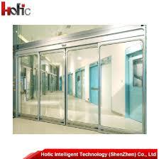 china standard size sliding glass door