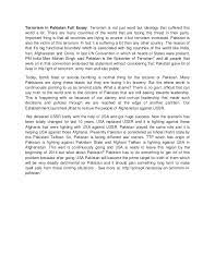 essay on terrorism essay on war against terrorism com