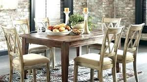 modern rustic dining table room sets pertaining to set plan chairs