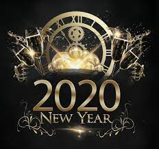 Wallpaper New Year 2020 Hd
