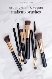a set of high quality makeup brushes can really change up your makeup game and if you re on the hunt for some quality free and vegan makeup brushes