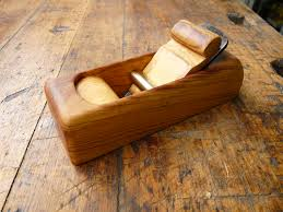 wooden block plane