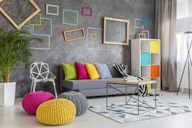 home interior colour combination
