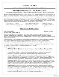 Sql Resume Example Data Analyst Resume Will Describe Your Professional Profile Sample 53