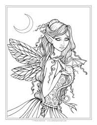 738 Best Coloring Pages Fantasy Images In 2018 Coloring Pages