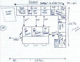 ... Impressive Idea Kitchen Island Size The 25 Best Dimensions Ideas On  Pinterest ...