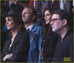 Daniel Craig Rachel Weisz Date Night at Amnesty International.