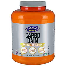 Buy NOW Foods <b>Carbo Gain</b>, <b>8</b> Pounds Online at Low Prices in ...