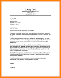 6 Pdf Format Of Job Application Letter Address Example