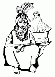 Small Picture Coloring Pages Of Africa Coloring Home